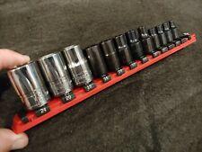 Matco Tools Inverted Torx Socket Set Plus 3 Larger Snapon Sockets