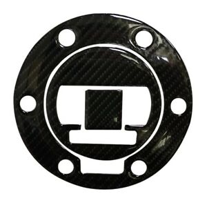 CarbonFiber Fuel Gas Tank Cap Cover Sticker Pad Motorcycle For BMW R1200GS 13-15