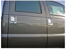 For Ford Excursion 2000-2005 TFP 441 Polished Stainless Steel Door Handle Covers