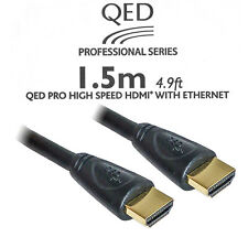 QED Cable Hdmi 1.5 M Serie Profesional