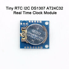 Tiny RTC I2C DS1307 AT24C32 Real Time Clock Module For Arduino AVR PIC 51 ARM AU