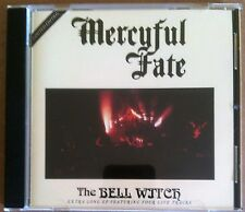 Mercyful Fate – The Bell Witch Metal Blade 3984-17027-2 2014 REISSUE CD