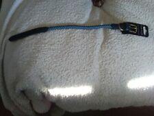sophie allport dog collar rope medium teal