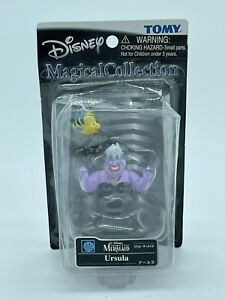 Rare Disney Tomy Magic Collection Little Mermaid Ursula Figure Box Damaged