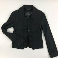 White House Black Market Blazer Jacket Size 00