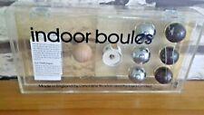 Loncraine Baxton & Partners Ltd Indoor Boules