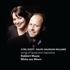 Cyril Scott/Vaughan Williams-Songs of Quest & Insp, New Music