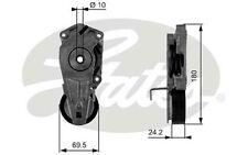 GATES Polea tensora, correa trapezoidal con dentado interior MINI T38405