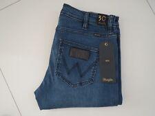 Men's Wrangler Phoenix Blue Stix Straight Fit Stretch Jeans  W30  L33
