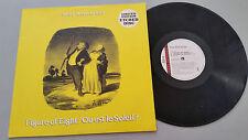 """Paul McCartney FIGURE OF EIGHT/OU EST LE SOLEIL? LTD ED ETCHED 12"""" vinyl Beatles"""