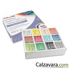 Pentel PHN Pastello ad Olio | Oil Pastel Set Classroom Size Pack | 432 pz