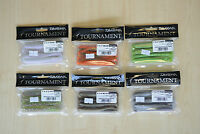 "Daiwa Tournament D'Fin 4""  Soft Bait  Pack of 7 ***NEW COLOURS ADDED****"