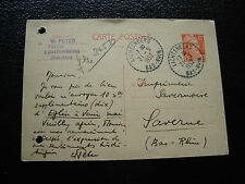 FRANCE - carte entier 1952 (cy26) french