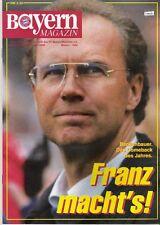 Bayern Magazin 16/47 , Bayern München - 1.FC Köln , 04.05.1996