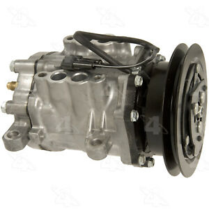A/C  Compressor And Clutch- New Four Seasons 58100