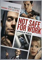 Not Safe for Work [New DVD] Snap Case