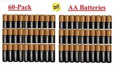 (60 Pack) Duracell AA 1.5v CopperTop Alkaline Batteries (Exp 2027