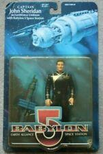 Babylo 00006000 n 5 - Captain John Sheridan - Action Figure - Sealed - (Premiere Toys)