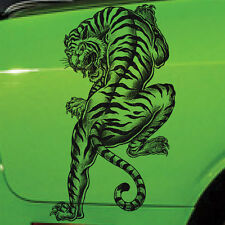 Tiger HellCat Hell Cat Graphic SUV Hood Window Decal Vehicle Truck Car Vinyl