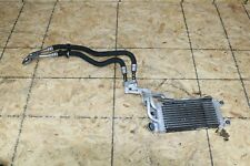 Right Passenger Side Engine Oil Cooler Small Radiator w/Lines Pipe OEM BMW E84