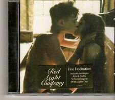 (GA756) Red Light Company, Fine Fascination - 2009 CD