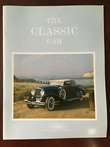 The Classic Car Magazine (Volume XXXI, Number 1 - March 1983)