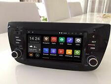 ANDROID 5.1.1 4CORE AUTORADIO MONITOR NAVIGATORE GPS X FIAT LINEA 2012 NEW