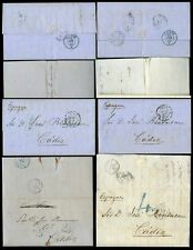 Used Victorian (1840-1901) Spanish & Colonies Stamps