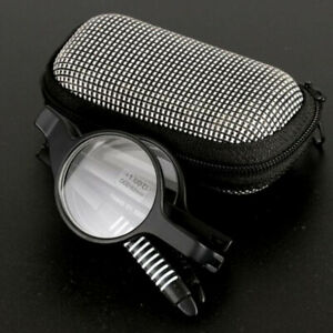 Portable Foldable Reading Glasses Folding Eyeglasses TR90 Reader Frame +1.0~+3.5