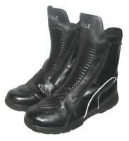 """"""" AIR-STAR """" Motorradstiefel / Biker- Stiefel / Boots in schwarz ca. 44,5 - 45"""