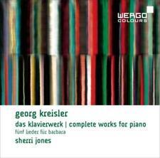 Das Klavierwerk von Sherri Jones