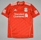 Liverpool Adidas Shirt Home Jersey 2010-12 Size 13-14 Years