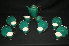 Art Deco Green Decorative Porcelain & China