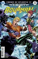 AQUAMAN #23 COVER A 1ST PRINT DC COMICS  MERA