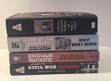 Lot Of 4 Science Fiction Fantasy PB Books Fantastic Dinosaur Anniversary DAW