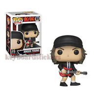Funko POP! Rocks AC/DC - Angus Young #91 Vinyl Figure  -  In Stock