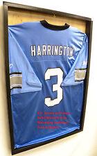 Jersey Display Case Frame Shadow Box Football Baseball Basketball Bsn