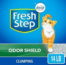 Odor Shield Scented Litter, Clumping Cat Litter, Low Dust 14lb