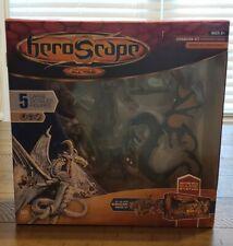 Heroscape Expansion Set Raknars Vision Heroes Of Lindefarme. New In Box
