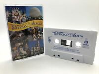The Official Album: Disneyland/Walt Disney World Cassette Tape 60945-0 RARE