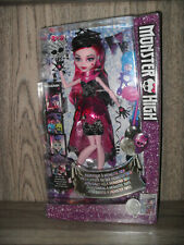 Muñeca Monster High Draculaura Doll Welcome to Monster High