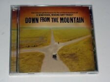 Down from the Mountain O Brother Where Art Thou CD Gillian Welch Allison Krauss