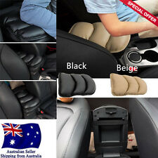 Car Auto Armrest Center Console Pad Cushion Support Arm Rest Cover Padded Foam