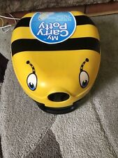 My Carry Potty - Bumble Bee Travel Potty, Award-Winning Portable Toddler Toilet