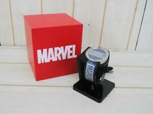 SONY FES Watch U FES-WA1-CO7 Silver MARVEL Comic Limited from Japan *NEW*