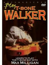 Max Milligan - Play T-Bone Walker [New DVD]