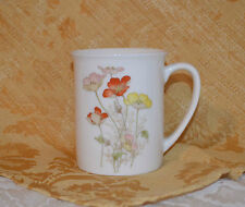 Otagiri Flowers Mug Cup ~ coffee tea ~ Cottage Country Ceramic