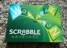 2012 ORIGINAL SCRABBLE COMPLETE LOVELY CONDITION GREAT FAMILY FUN MATTEL