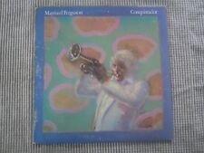 MAYNARD FERGUSON ~ CONQUISTADOR  VINYL RECORD LP / 1977 Trumpet