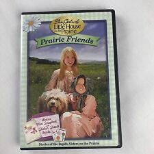 The Girls of the Little House on the Prairie: Prairie Friends DVD